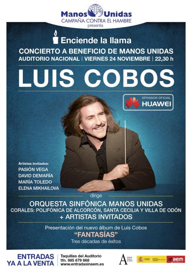 Luis Cobos en concierto